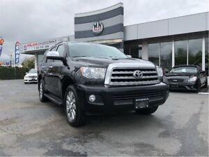 2011 Toyota Sequoia Limited COQUITLAM LOCATION 604-298-6161