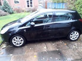 vauxhall corsa 1.4 se auto 2 lady owners