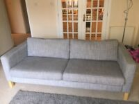 Ikea Sofa - Large 3 Seater - Very Good Condition