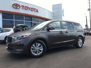 2017 Kia Sedona LX PLUS, BACKUP CAMERA, POWER SLIDING DOORS