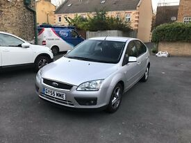 Ford Focus Ghia 1.6 Auto 2005 (55) 5-Door