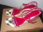 Burberry Wedge Shoes for Women