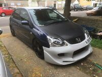Honda civic 1.4 2005 ( loads of extras )
