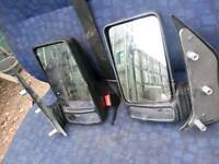 Iveco Daily wing mirrors, excellent condition