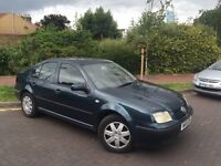2001 VOLKSWAGEN BORA 1.6 MANUAL HPI CLEAR