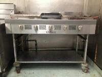 Heavy Duty Industrial Restaurant Charcoal Grill