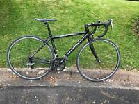 Raleigh Airlite Road Bike. All Tiagra. Carbon forks. 45cm