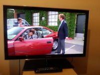 "Great 32"" SAMSUNG LED TV full hd ready 1080p freevuew inbuilt"