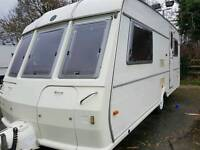 1995 2 berth Buccaneer with motor mover