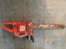 Husqvarna 242xpg chainsaw