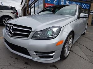 2014 Mercedes-Benz C-Class C300 4MATIC**XÉNONS*TOIT OUVRANT*FULL