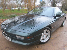 1996 BMW 840 Ci 4.4 V8 *NEW MOT + FULL SERVICE* *2 OWNER* *LOW MILES* COUPE 850 650 640 630 M3 M5