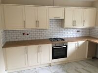 Newly refurbished spacious 2 bedroom flat