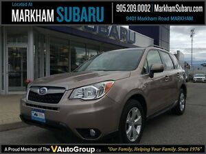 2014 Subaru Forester 2.5i Touring - SOLD!!!