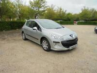 Peugeot 308 S HDi 5dr (silver) 2010