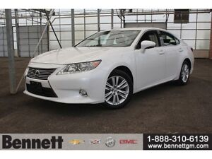 2014 Lexus ES 350 Leather, Sunroof, Heated and Cooled Seats