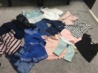 River island bundles of 0-3 baby girl clothes