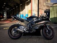 Yamaha YZF R6 2006/7 4800 MILES Low Mileage EXCELLENT CONDITION + Extras