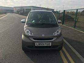 2009 Smart Fortwo Passion MHD