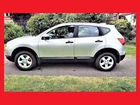 DIESEL-- Nissan Qashqai 1.5 dCi Visia -- Diesel -- Part Exchange OK -- Drives Good -- Nissan Qashqai