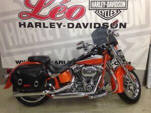 2010 Harley-Davidson FLSTSE CVO Softail Convertible