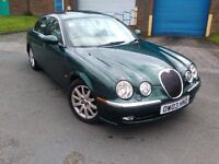 JAGUAR >>>S>>>TYPE>>> 2.5 V6>>> 2003>>>MOT 09/2017 ORGINAL JAGUAR ENGINE ! ! !NO FORD ! !