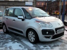 2009 REG CITROEN C3 PICASSO VTR PLUS 1.4cc 5 Door.
