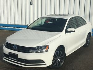 2015 Volkswagen Jetta Comfortline TSI *SUNROOF* Kitchener / Waterloo Kitchener Area image 8