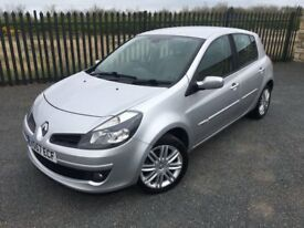 2007 07 RENAULT CLIO 2.0 INITIALE VVT 138 5 DOOR HATCHBACK *6 SPEED MANUAL* - APRIL 2019 M.O.T!!