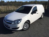 2012 12 VAUXHALL ASTRA CLUB 1.7 ECO FLEX *DIESEL* PANEL VAN - *6 SPEED MANUAL* - MARCH 2018 M.O.T!