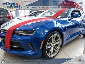 2017 Chevrolet Camaro 2LT RS APPEARANCE PACKAGE