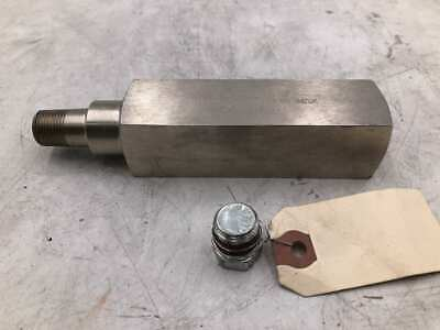 Enerpac Ga2 58 Stainless Gauge Adapter 10000psi