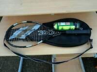 Salzenger tennis racket