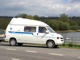 VW. T4. Camper. Lwb