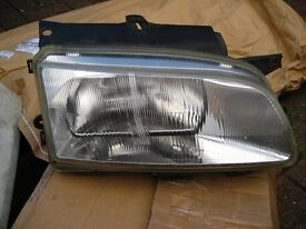 Citroen Berlingo N/S headlight
