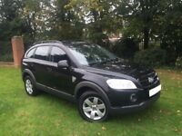 BARGAIN!! CHEVROLET CAPTIVA LT 2.0 VCDI AUTO DIESEL!! 7 SEATS!! PRICED TO SELL!!