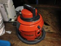VAX Wet Vac for carpet cleaning