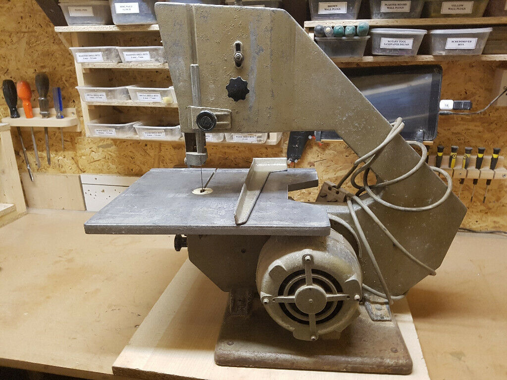 Burgess Bbs20 Bench Band Saw In Glossop Derbyshire Gumtree