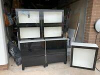 IKEA - Besta Units/cabinets