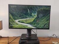 "Asus VG278Q 27"" Full HD Freesync Gaming Monitor"