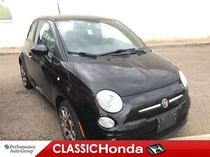 2012 Fiat 500 SPORT BLUETOOTH LEATHER CLEAN CARPROOF