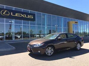 2013 Lexus ES 350 LEATHERETTE/MOONROOF
