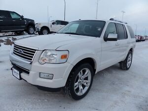 2010 Ford Explorer Limited, Pwr/Heat Front Seats, Moonroof