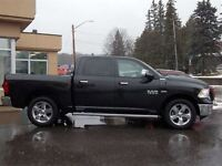 2015 Ram 1500 4x4 Crew Cab, Tow package, Immaculately clean!