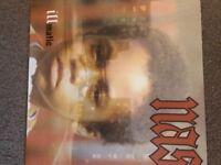 "Hip hop vinyl 12"" Nas illmatic"