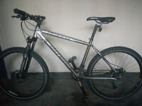 Hybrid with suspention and Disc breaks £130