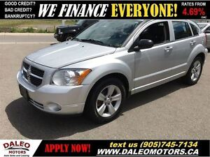 2011 Dodge Caliber Uptown | LEATHER | HEATED SEATS | BLUETOOTH