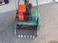 Qualcast Suffolf Punch 30 petrol lawnmower