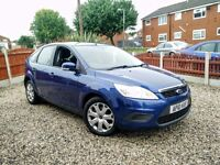 Ford Focus 1.6 TDCI (10) 1 OWNER FSH Excellent condition
