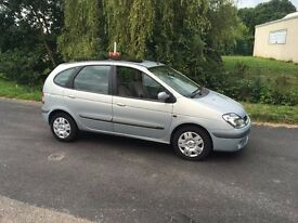 1 owner - Renault Scenic 1.9 DCi Expression + - Lovely condition - Service history - New MOT